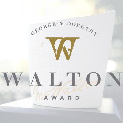2018 George & Dorothy Walton Award