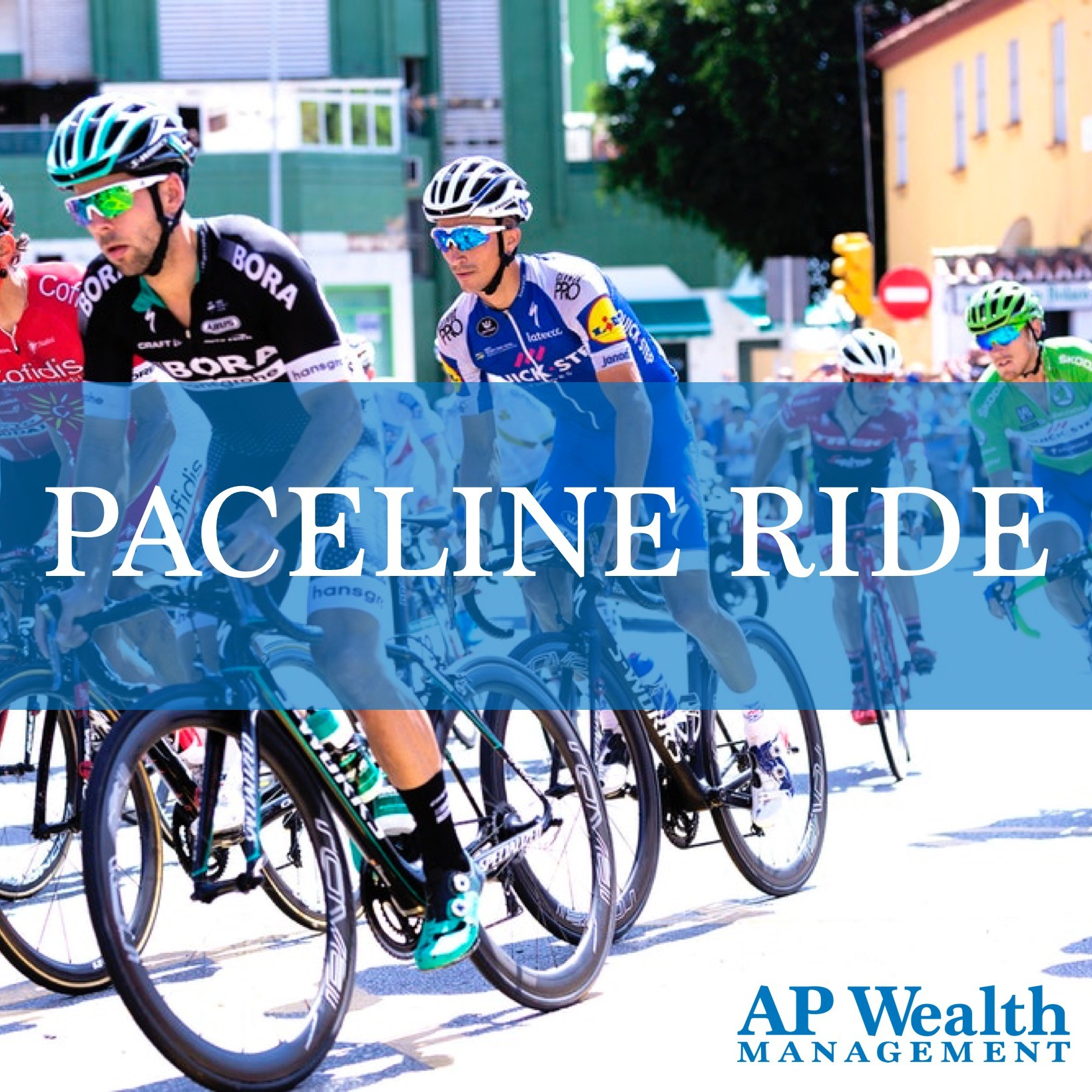 Support Gene this Saturday in the Paceline Ride!