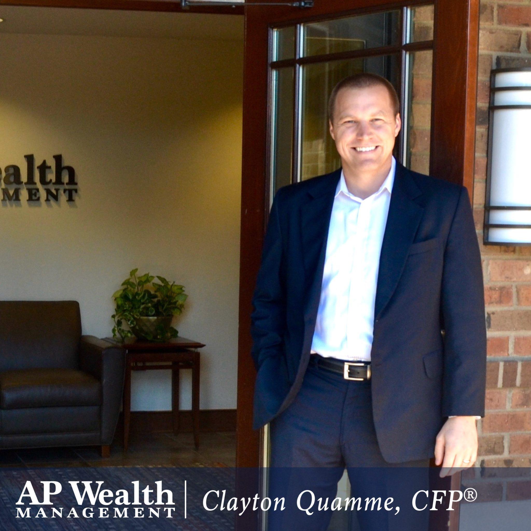 Clayton Quamme CFP