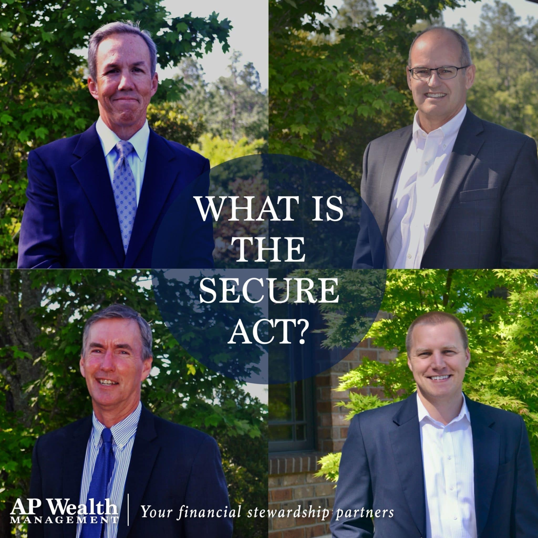 What is the SECURE Act?