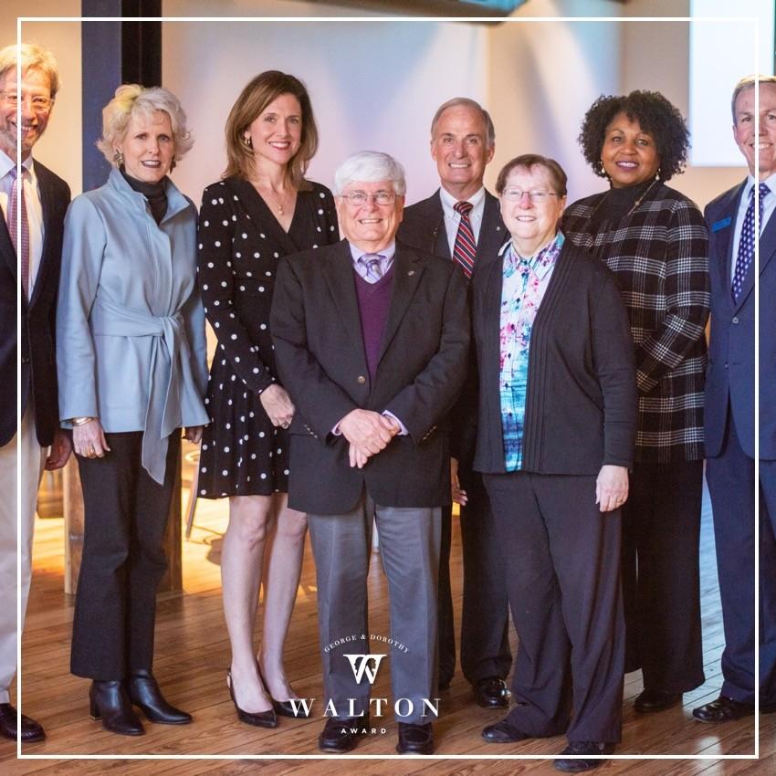 2020 Walton Award Photos