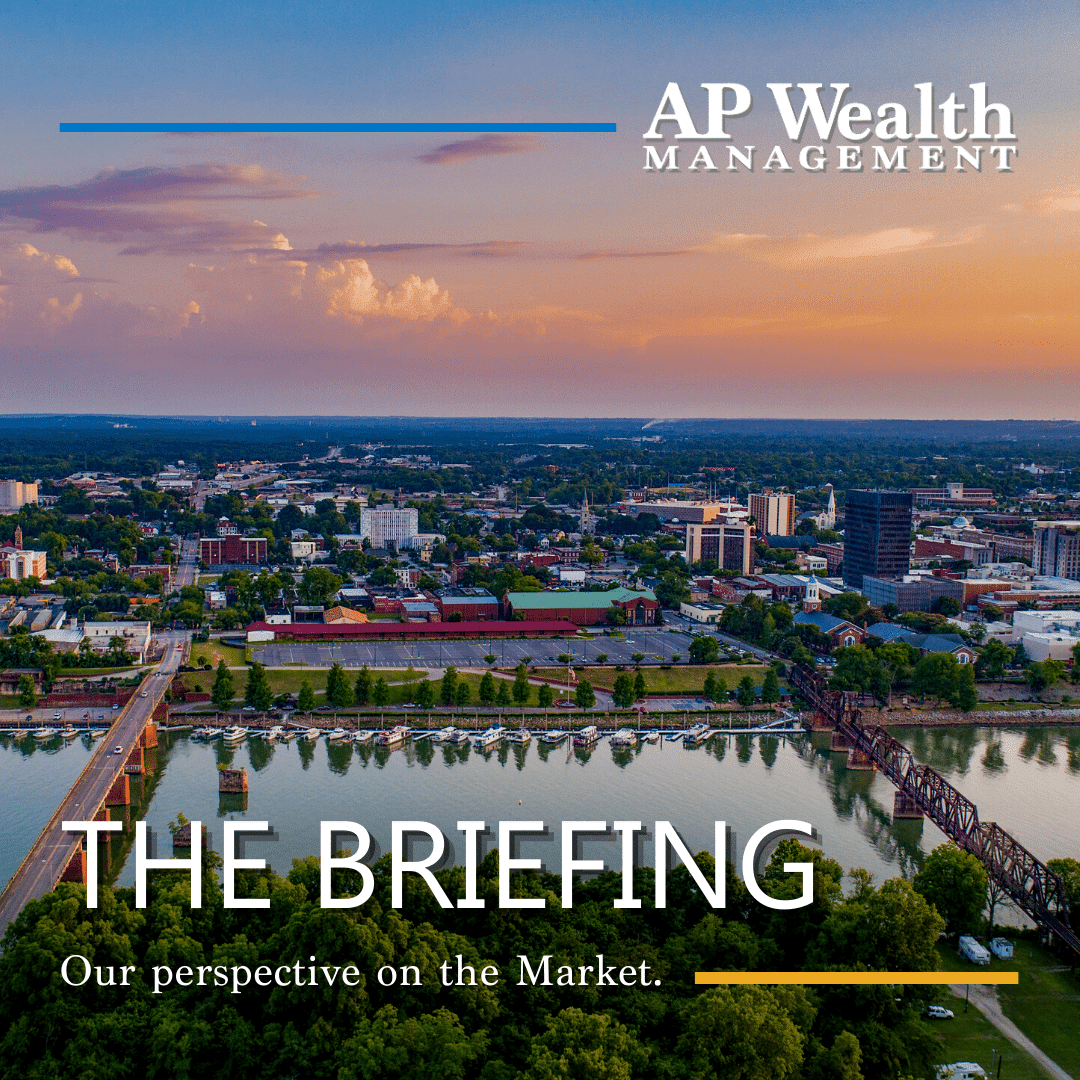 The Briefing | Black Swans: House Fires, Pandemics, and Financial Crises