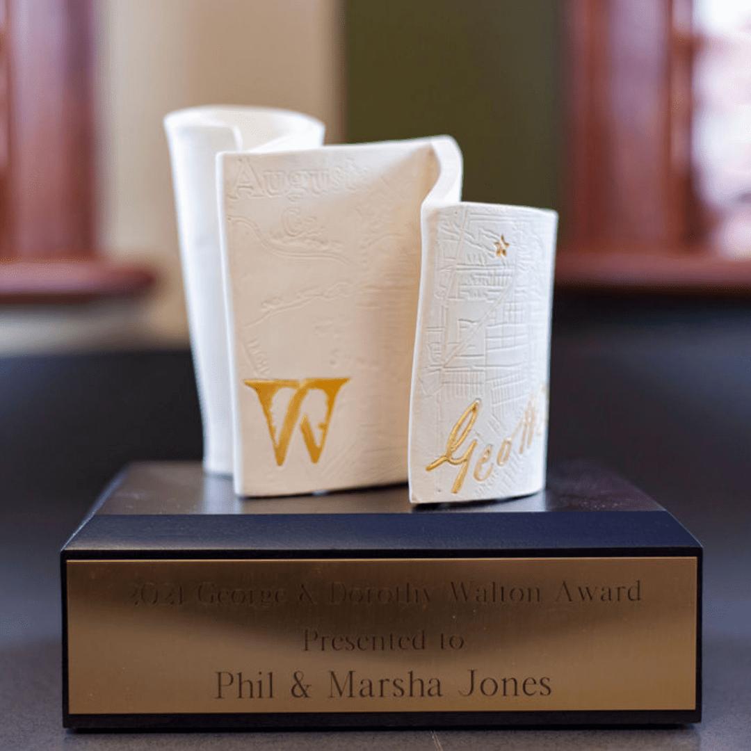 2021 Walton Award Photos - Honoring Phil & Marsha Jones