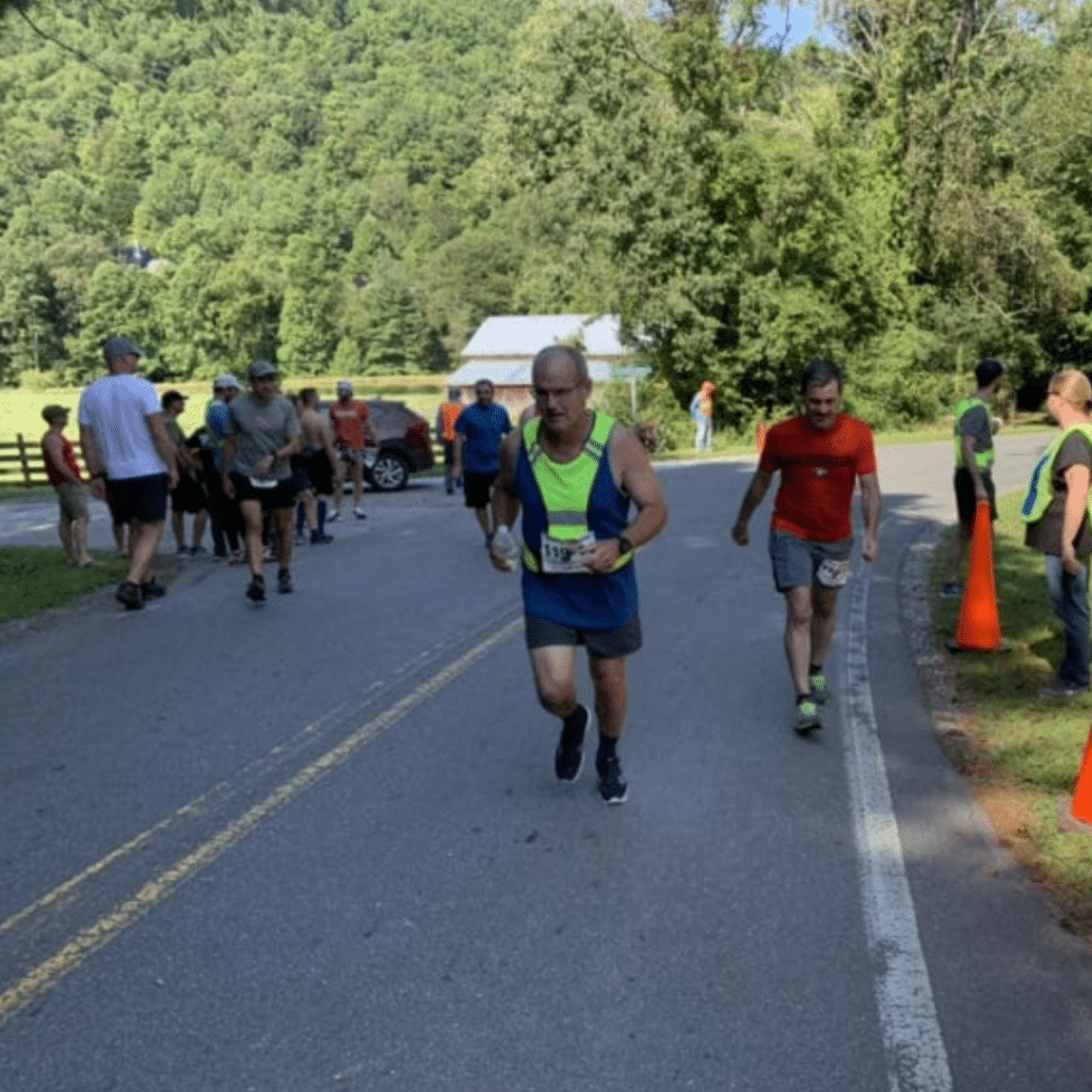 Lessons From the Blue Ridge Relay - Pat Fair